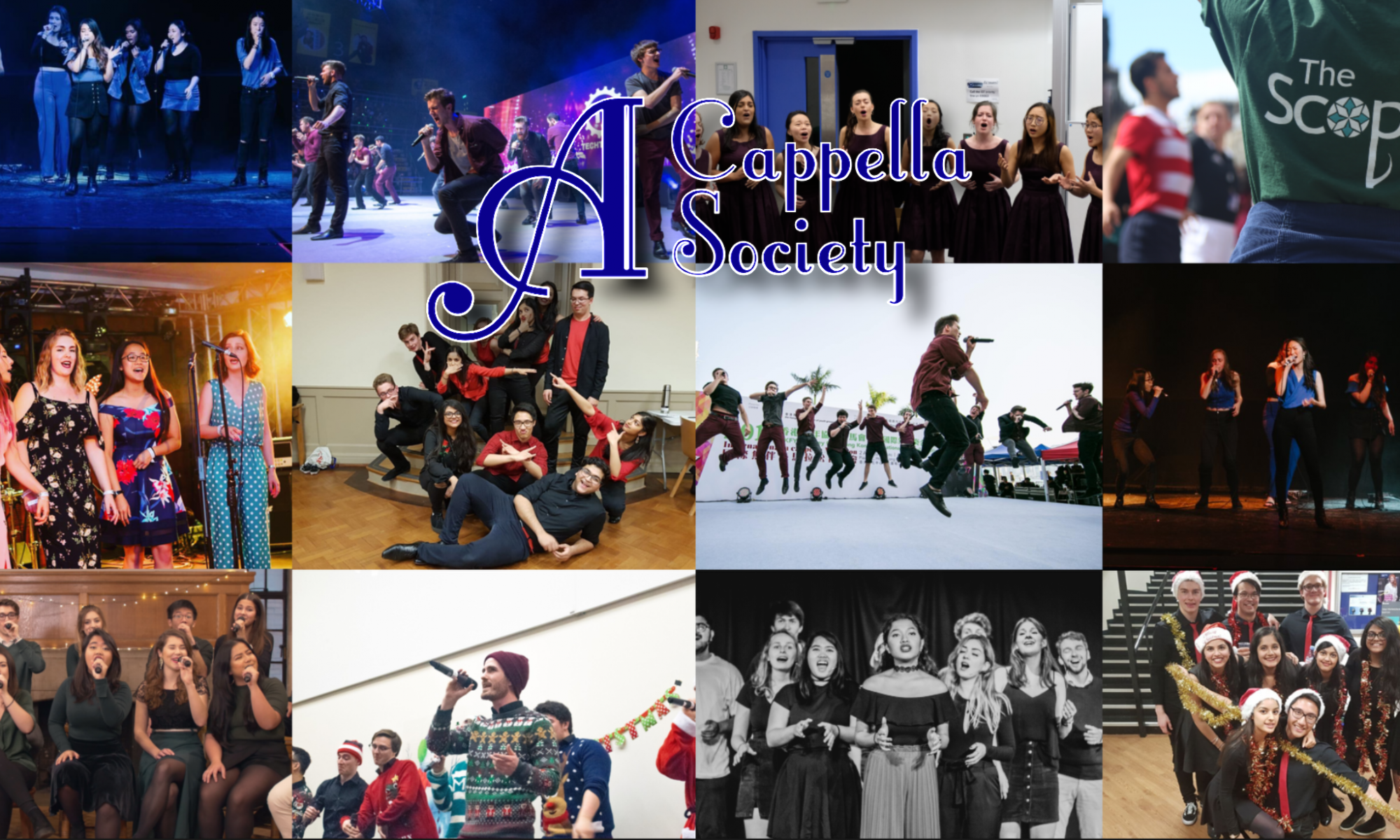 Imperial College A Cappella Society