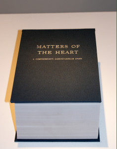 Matters of The Heart by Peter Krige (RCA) Adrina Setchi (IC