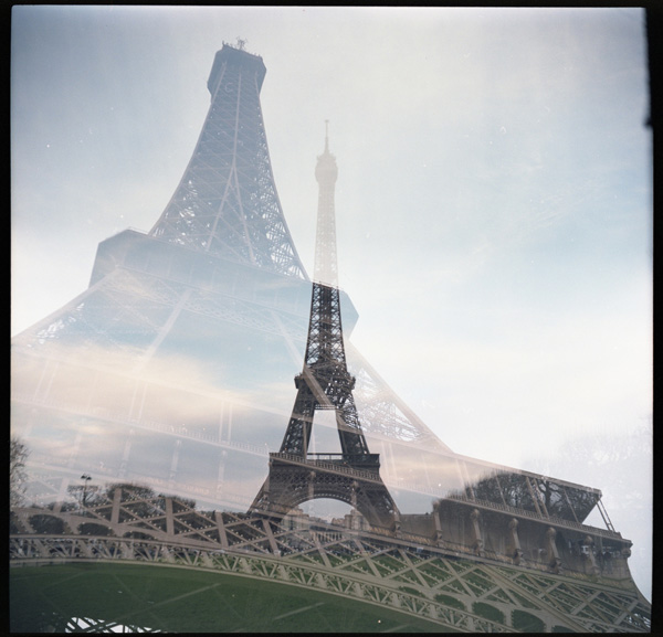 Eiffel Tower - Chris Walmsley