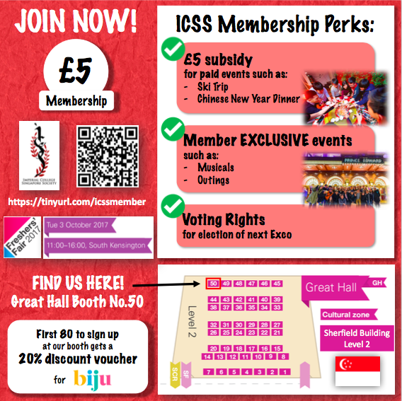 Join ICSS Poster