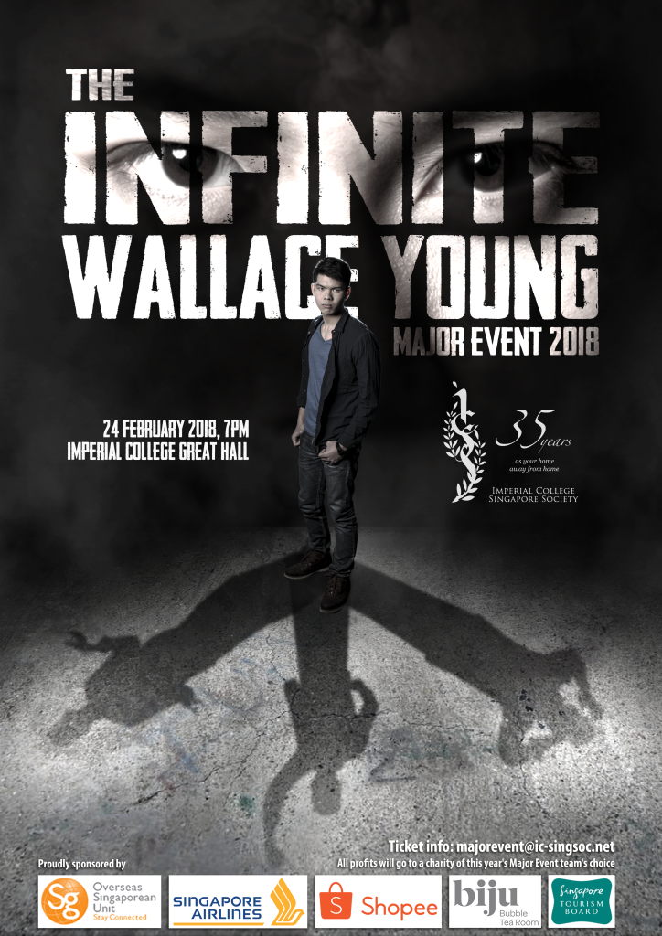 The Infinite Wallace Young w logos
