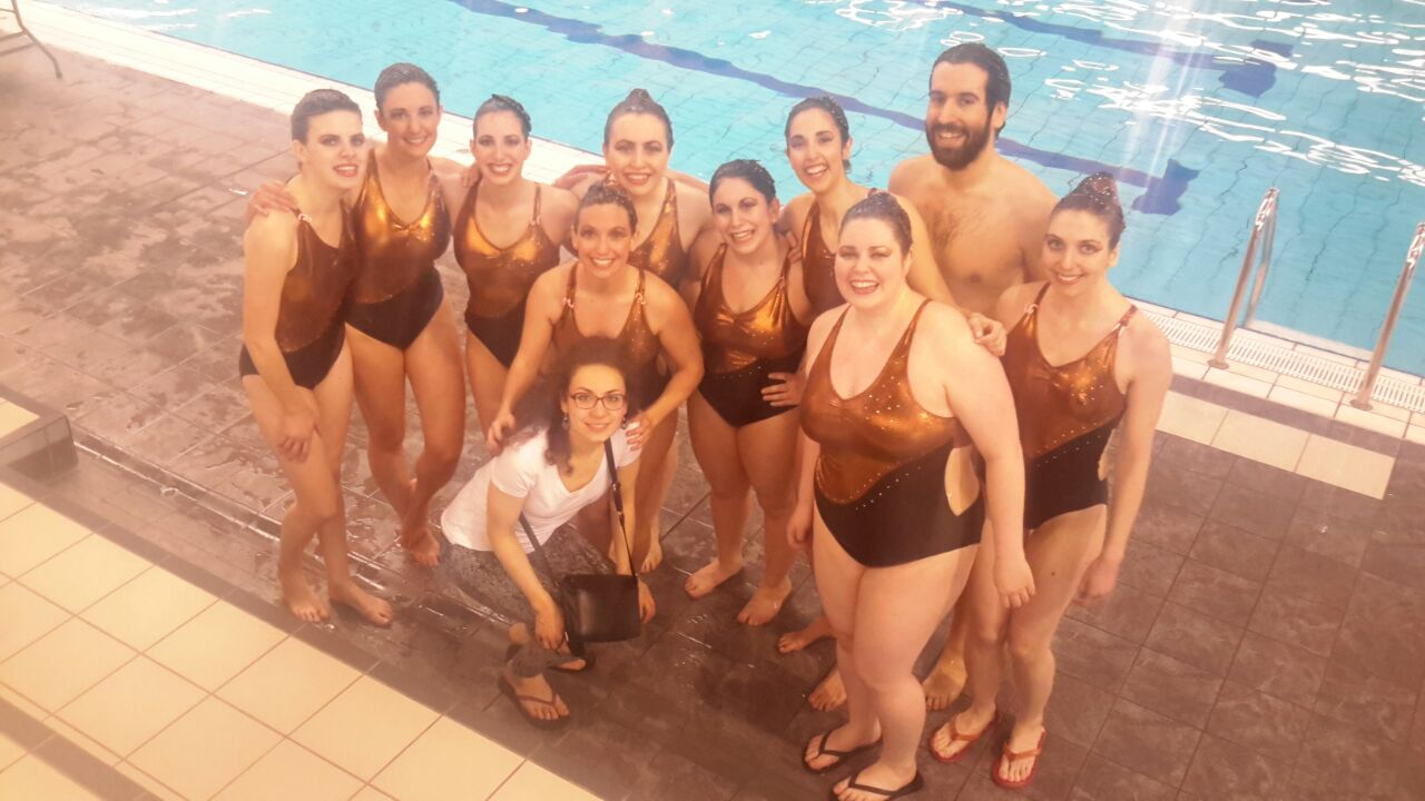 Imperial College Synchronised Swimming Society